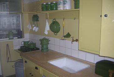 WOK World Of Kitchen | Das Küchenmuseum | Küchen aus jeder Epoche ...